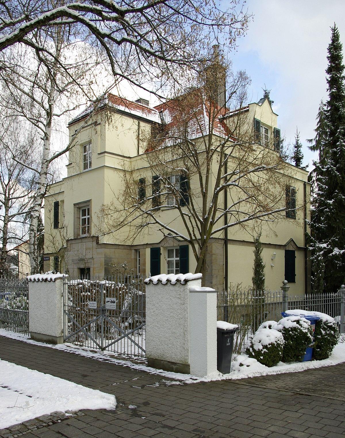 Ebrardstraße Erlangen