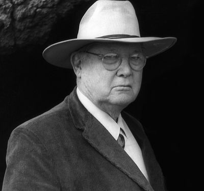 Picture of an author: Erle Stanley Gardner