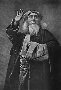 Ermete Novelli Shylock