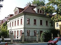 Erna-Berger-Straße in Dresden