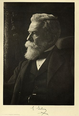 Chemical industry - Ernest Solvay, patented an improved industrial method for the manufacture of soda ash.