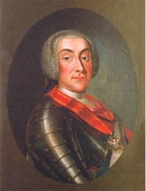 Ernest Augustus I, Duke of Saxe-Weimar-Eisenach - Image: Ernst August of Saxe Weimar