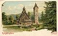 Erwin Spindler Ansichtskarte Krummhübel-Kirche Wang.jpg