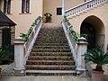 Escala d'honor del Palau Ducal de Gandia.JPG