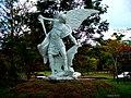 Estátua - Comunidade Servos de Maria do Coração de Jesus - João Pessoa - PB - panoramio.jpg