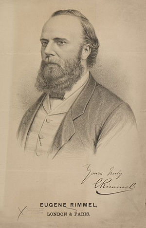 Rimmel, Eugène