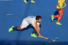 Eurohockey 2015 - Netherlands v Spain (20590205238).jpg