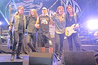 Europe the band in Stockholm 2014 crop.jpg