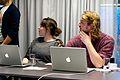 Europeana Sounds Edit-a-Thon 1- Participants Editing Wikipedia - 16260605891.jpg