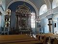 Evangelist church in Bački Petrovac - inside.jpg