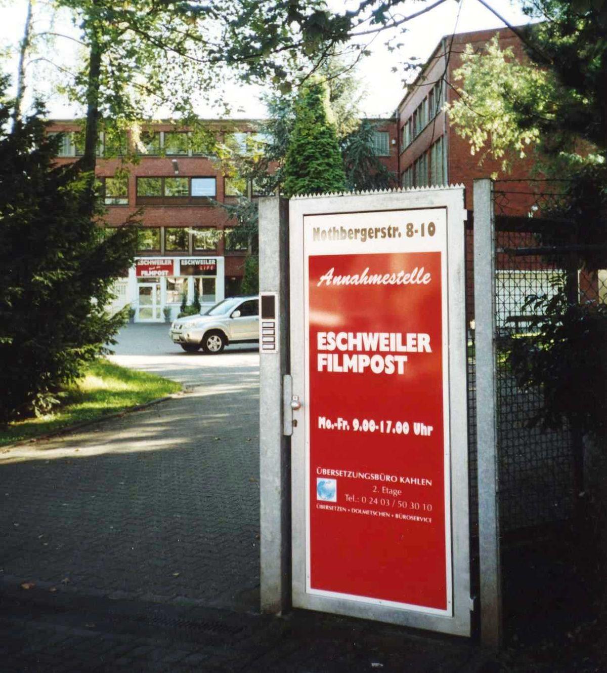 Eschweiler Kinoprogramm