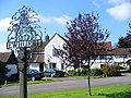 Ewhurst Village Sign - geograph.org.uk - 534871.jpg