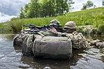 Exercise Sphinx Resurgence - 473 Battery Royal Artillery (Sphinx) MOD 45162665.jpg