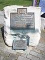 Explanatory plaque at The Falkland Gardens, Gosport - geograph.org.uk - 1326661.jpg