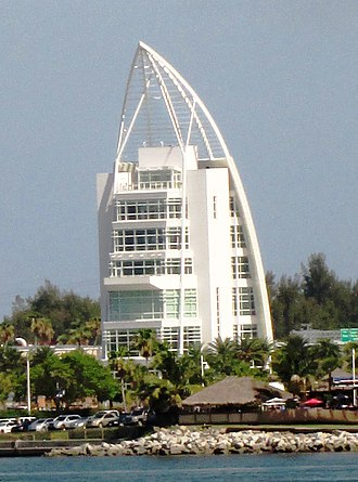 Port Canaveral - The Exploration Tower