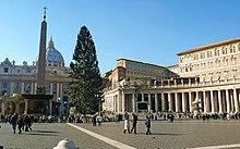 Albero Di Natale Roma 2019.Albero Di Natale Wikipedia