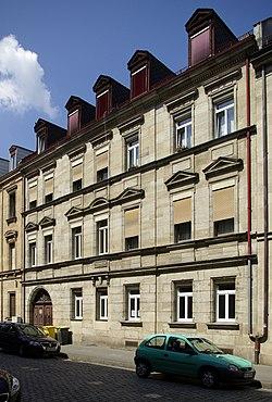 Fürth Goethestraße 1 001.JPG