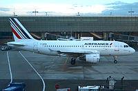F-GRHN - A319 - Air France