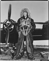 FEAF BOMBER COMMAND, JAPAN-With his head covered by a fur parka reminiscent of the men of the great Northwest, 1st... - NARA - 542254.tif