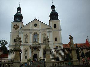 Kalwaria Zebrzydowska park - Image: F Kloster