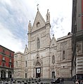 Facciata Duomo di Napoli - BW 2013-05-16.jpg