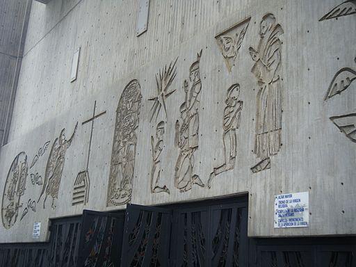 Fachada del Santuario Nacional Nuestra Señora de Coromoto, Estado Portuguesa