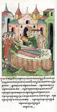 Facial Chronicle - b.08, p.036 - Death of Konstantin Mikhailovich of Tver.jpg
