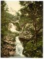 Fairy Glen Waterfall, Penmaenmawr, Wales-LCCN2001703533.tif