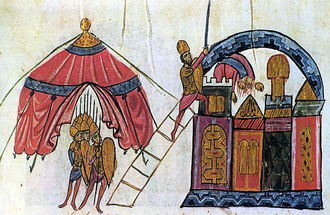Siege of Antioch (968–969) - Image: Fall of Antioch in 969