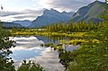 Fall over Vermillions Lakes, Banff - panoramio.jpg