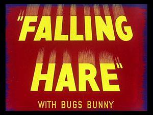 Falling Hare - Title card
