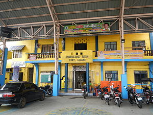 Famy, Laguna - Famy town hall