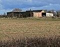 Farm buildings along Bagworth Road - geograph.org.uk - 1201941.jpg