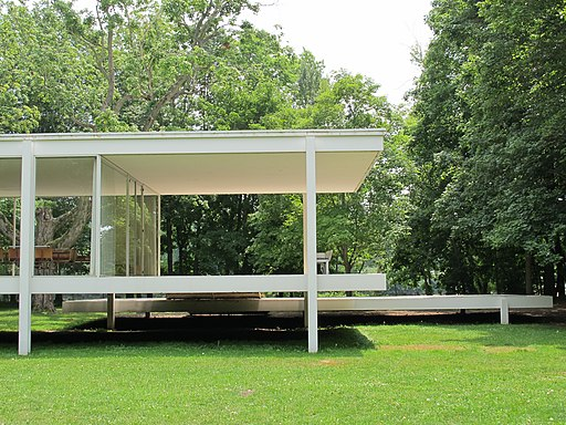 Farnsworth House (5923854532)