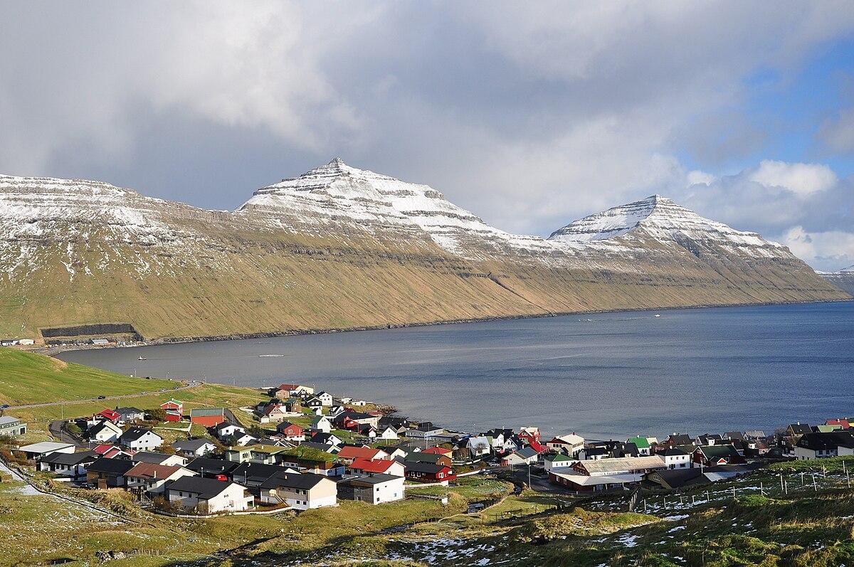 List Of Mountains Of The Faroe Islands Wikipedia