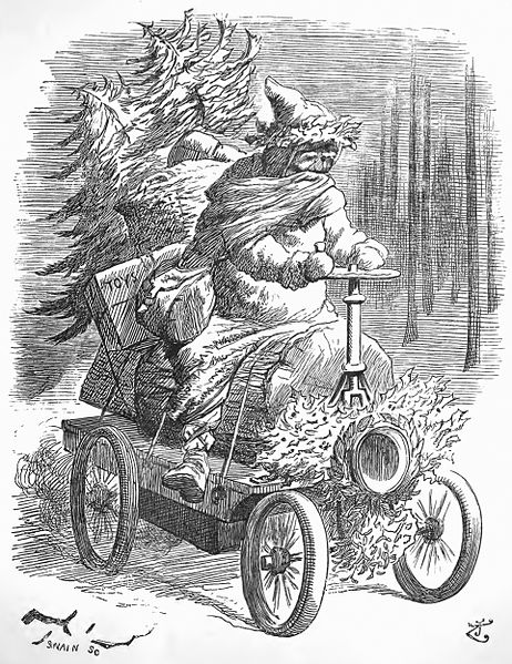 File:Father Christmas Up-To-Date, Punch, Dec 1896.jpg