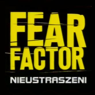 Fear Factor – Nieustraszeni - Image: Fear Factor – Nieustraszeni (logo)