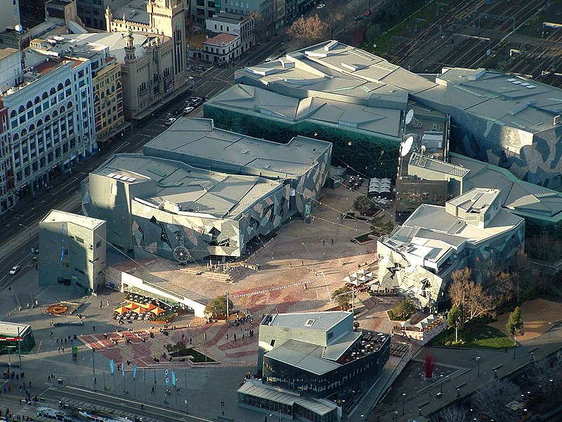 File:Fed Square August 2007.jpg