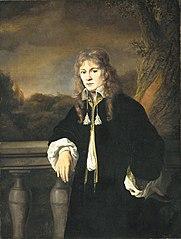 Portrait of a Young Man, presumably Louis Trip Jr (1638-1655)