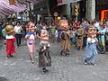 Festa Major Igualada 2015 - 16 Els nanos.JPG