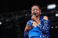 Festival des Vieilles Charrues 2016 - Calypso Rose - 040.jpg