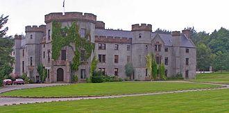 Fetteresso Castle - Fetteresso Castle