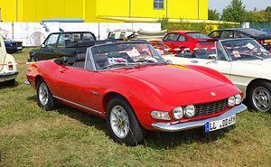 Fiat Dino - Image: Fiat Dino BW 2016 09 03 13 57 24