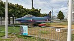 Fiat G.91 at the Museum of Flight, Seattle 2.jpg