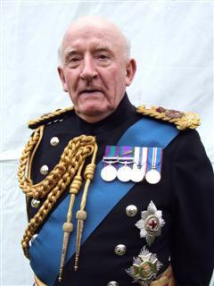 Field Marshal Sir Peter Inge KG, GCB