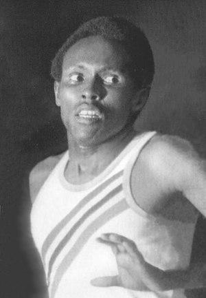 Filbert Bayi - Bayi in 1975