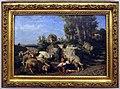 Filippo palizzi, agnelli e pecore alla fonte, 1857.jpg