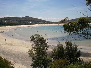 Fingal Bay, New South Wales - Fingal Bay
