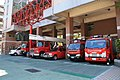 Fire engines of Fuxing Branch, Taipei City Fire Department 20100721a.jpg
