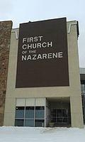 First Church of the Nazarene wall sign.jpg